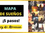✔️ MAPA de SUEÑOS COMO HACERLO | 🌟 Elaborar un MAPA DE SUEÑOS de FORMA SENCILLA 😍 I Itziar Psicóloga